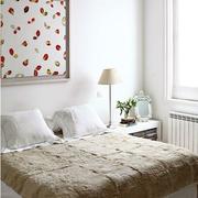 白色卧室装饰图