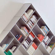 创意书房书架图