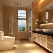 卫生间双人洗手台