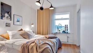 100平米白色系简欧风格优雅的复式公寓装修效果图