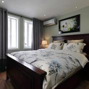 两室一厅温暖卧室