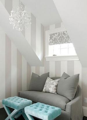 精致美观的阁楼开天窗装修效果图大全