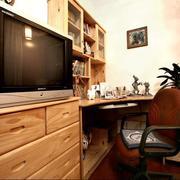 120平米书房电视柜