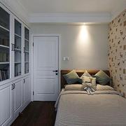 房屋小卧室门图