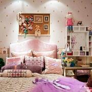 紫色梦幻卧室