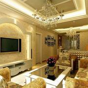 简欧客厅设计