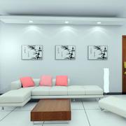 现代时尚沙发背景