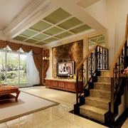 玻璃客厅吊顶