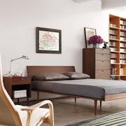 简约公寓卧室装修
