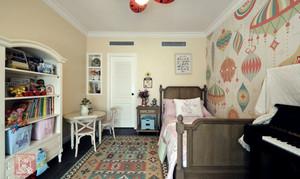 170平米美式混搭休闲浪漫的房屋装修设计图