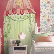 童话般的卧室装饰