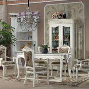 餐厅欧式餐桌椅