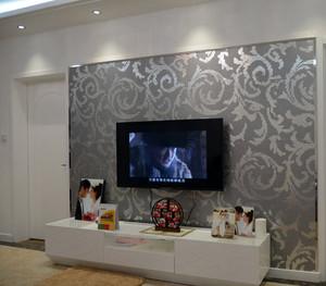 独具匠心的现代客厅电视柜装修效果图鉴赏
