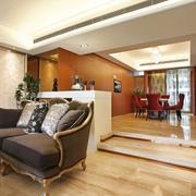 室内客厅沙发装修