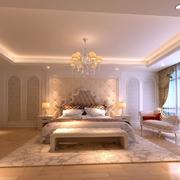 高贵的卧室设计