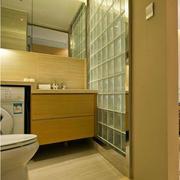 卫生间浴柜图