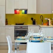 公寓餐厅厨房图
