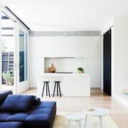 时尚的家居吧台设计