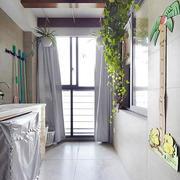 房屋绿化图