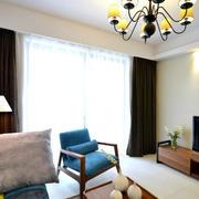 时尚宜家公寓客厅装修图