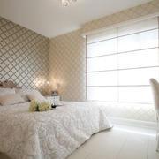 干净洁白卧室装修装饰