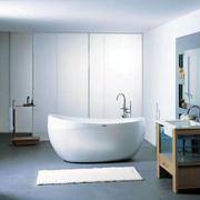 洗手间按摩浴缸展示
