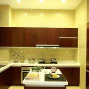 厨房现代装潢