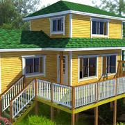 郊外的别墅设计