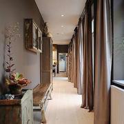 大户型公寓走廊设计