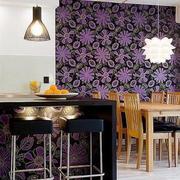 紫色花瓣背景壁纸装饰