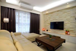 公寓客厅展示