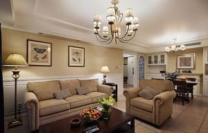 小户型公寓客厅沙发