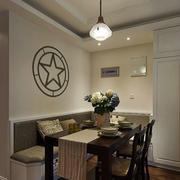 房屋小餐桌装饰