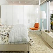 卧室大衣柜装饰