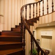 家居旋转大楼梯
