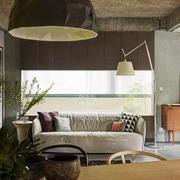 小户型公寓阳台沙发