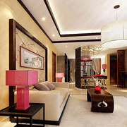 别墅客厅装饰