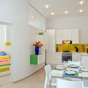 公寓小餐桌设计
