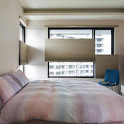 温馨的家居卧室装潢