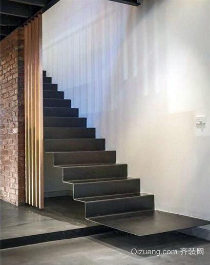 2015全新创新焕发惊喜的复式楼楼梯装修效果图