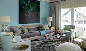 公寓客厅装饰画