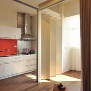 小户型公寓厨房设计图