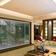 家居玻璃隔断设计