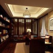 书房精致吊顶