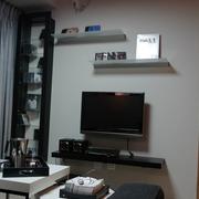 小单身公寓电视柜设计