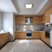 明亮的厨房图片