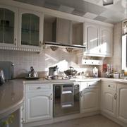 简欧式厨房橱柜