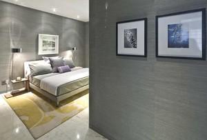 120平米简洁大气时尚公寓装修效果图