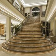 现代前卫楼梯