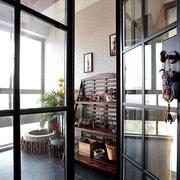 阳台门设计
